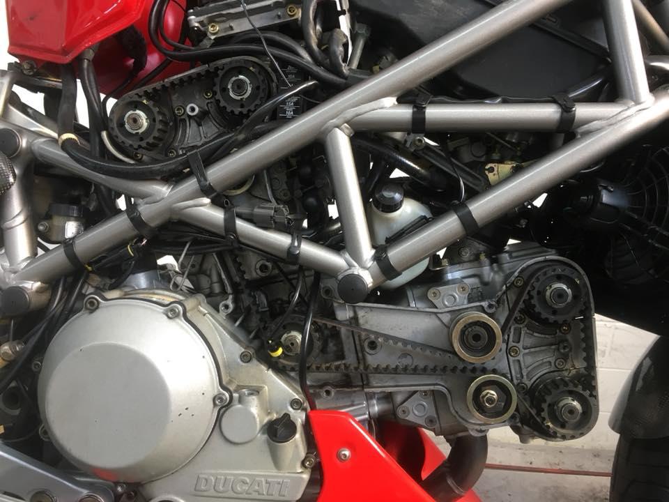 Mobile Motorbike Repair