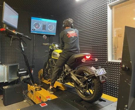 dyno room motorcylce doctors